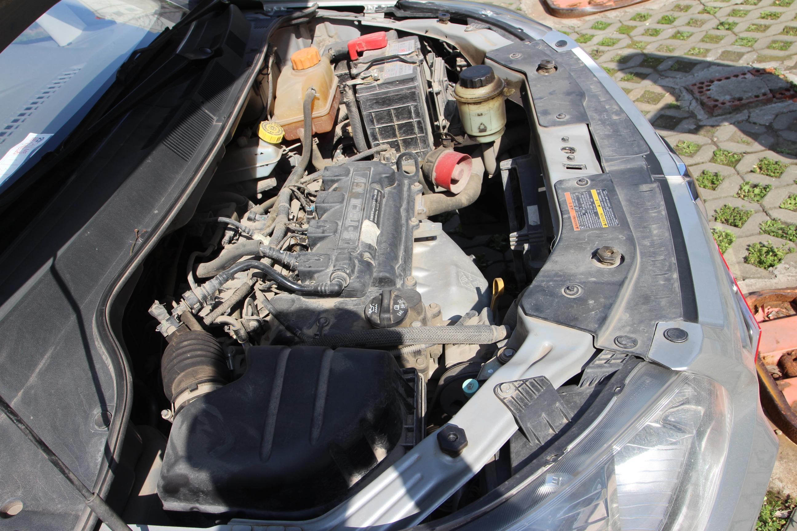 雪佛兰-赛欧2010款 三厢 1.4l 手动理想版