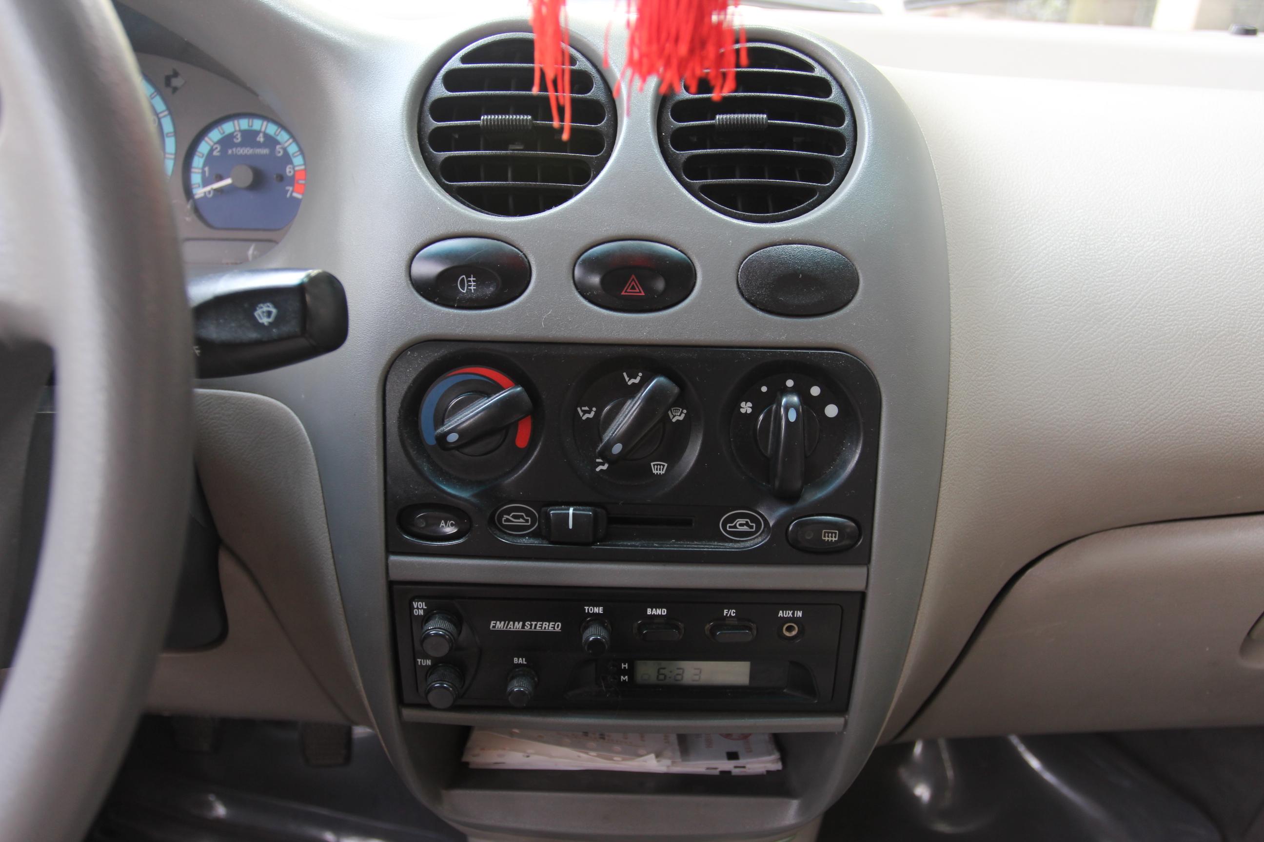 雪佛兰-乐驰2008款 0.8l 手动标准型图片