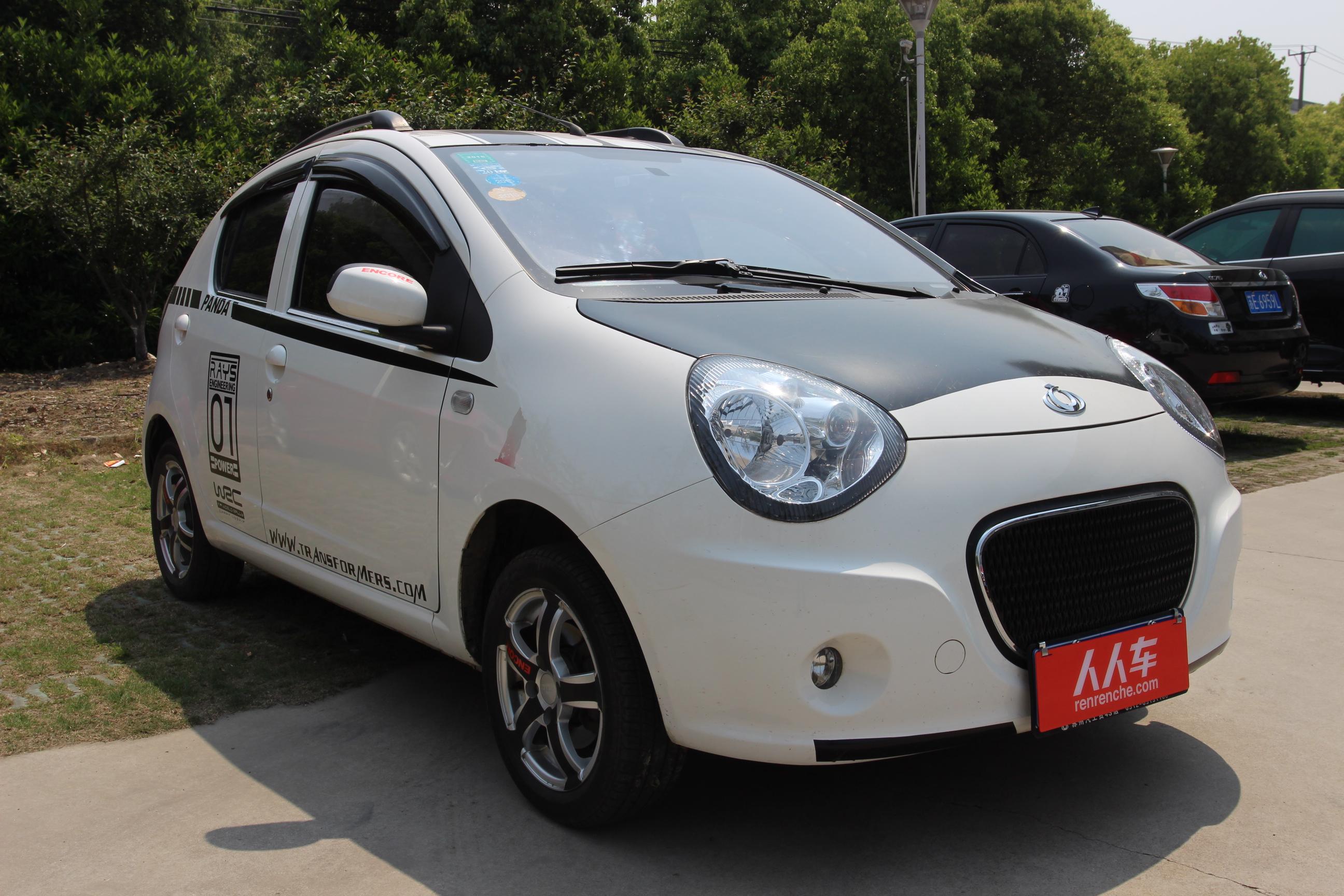 吉利汽车-熊猫2011款 1.3l 手动舒适型