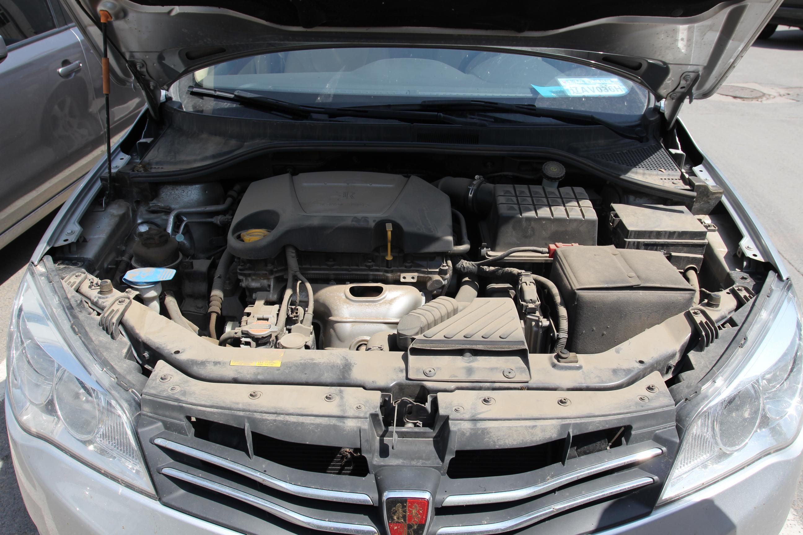 上汽集团-荣威3502013款350s1.5l自动迅达版新福睿斯和科沃兹哪个好图片