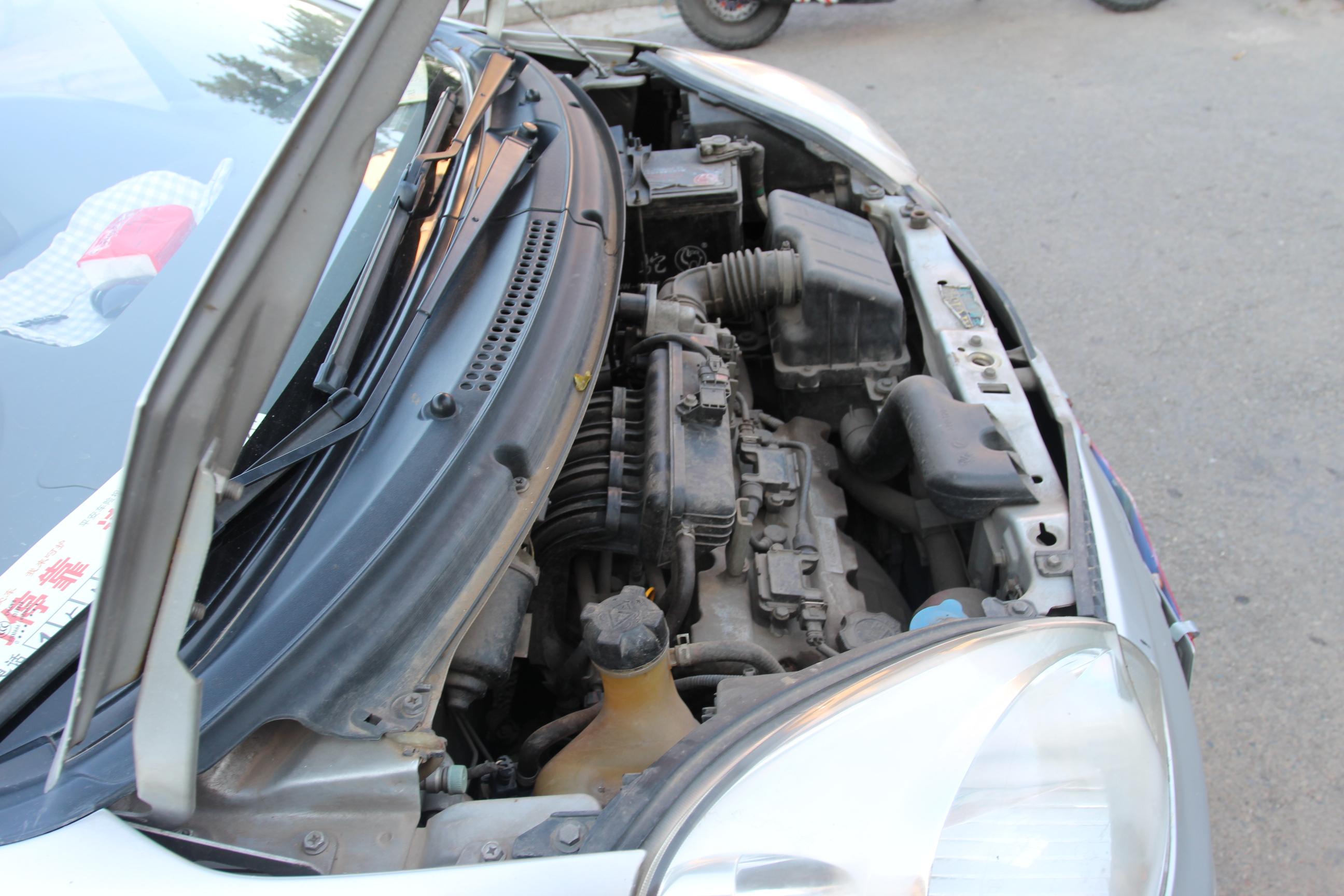 长安汽车-奔奔mini 2010款 1.0l 手动标准型