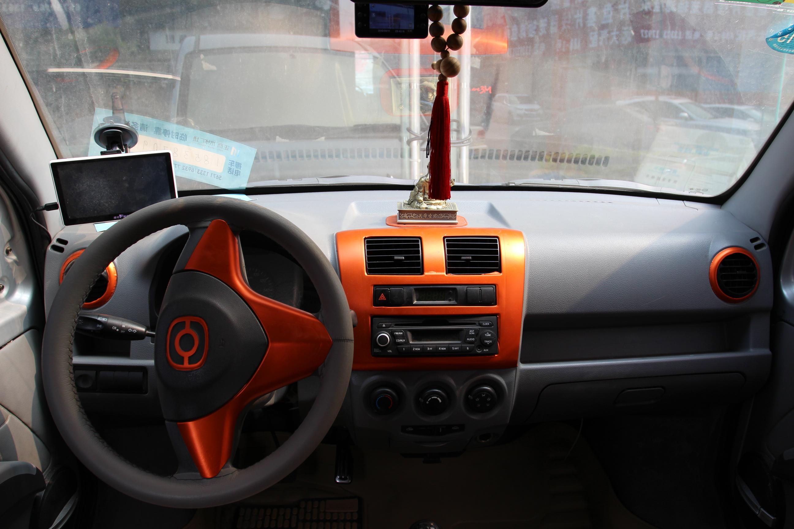 海马汽车-2009款 1.0l鸿达 实用型
