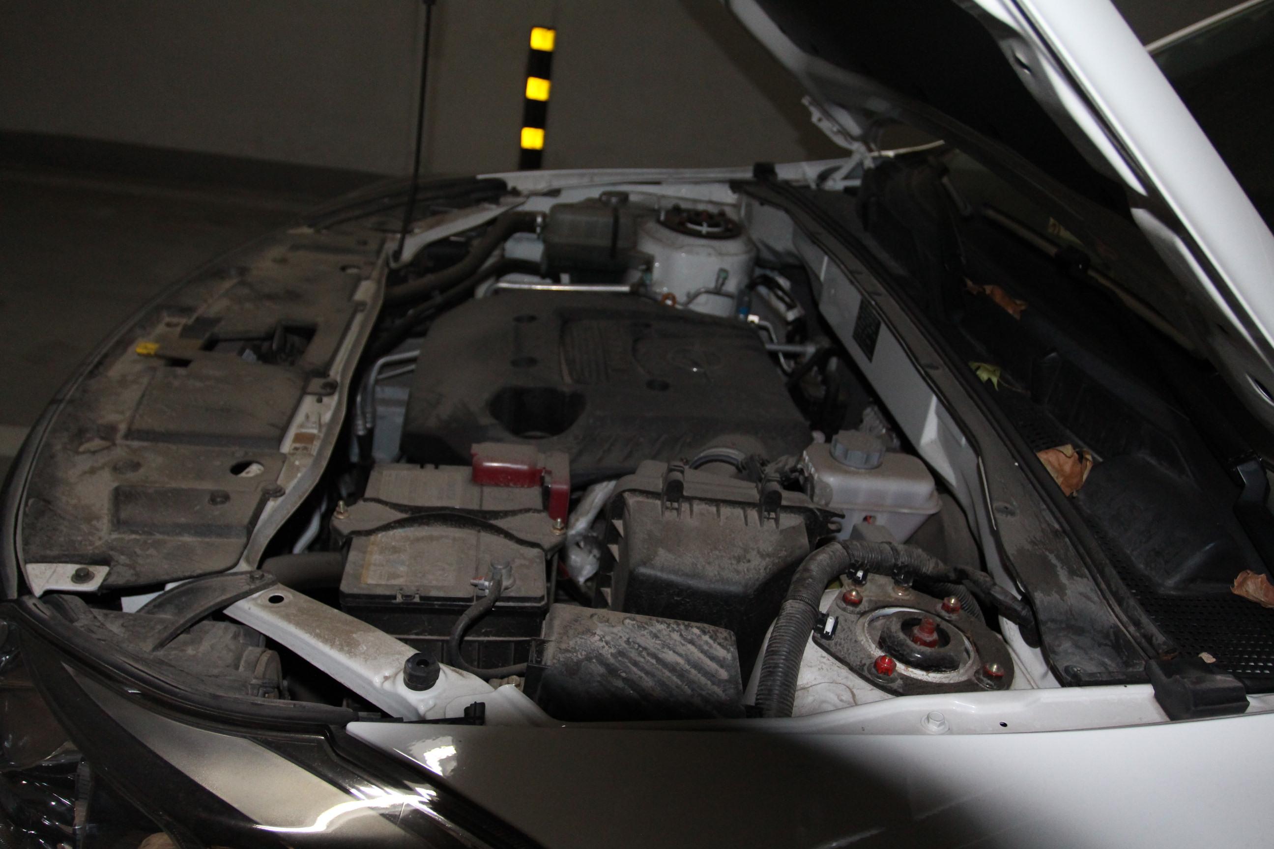 海马汽车-s7 2013款 2.0l 自动智享型
