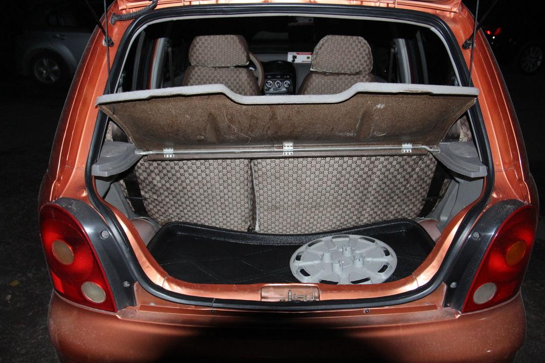 奇瑞汽车-qq3 2011款 0.8l 手动基本型