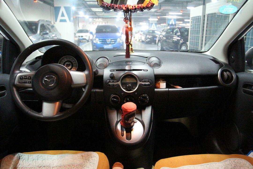 马自达-2 2008款 1.5l 自动豪华型