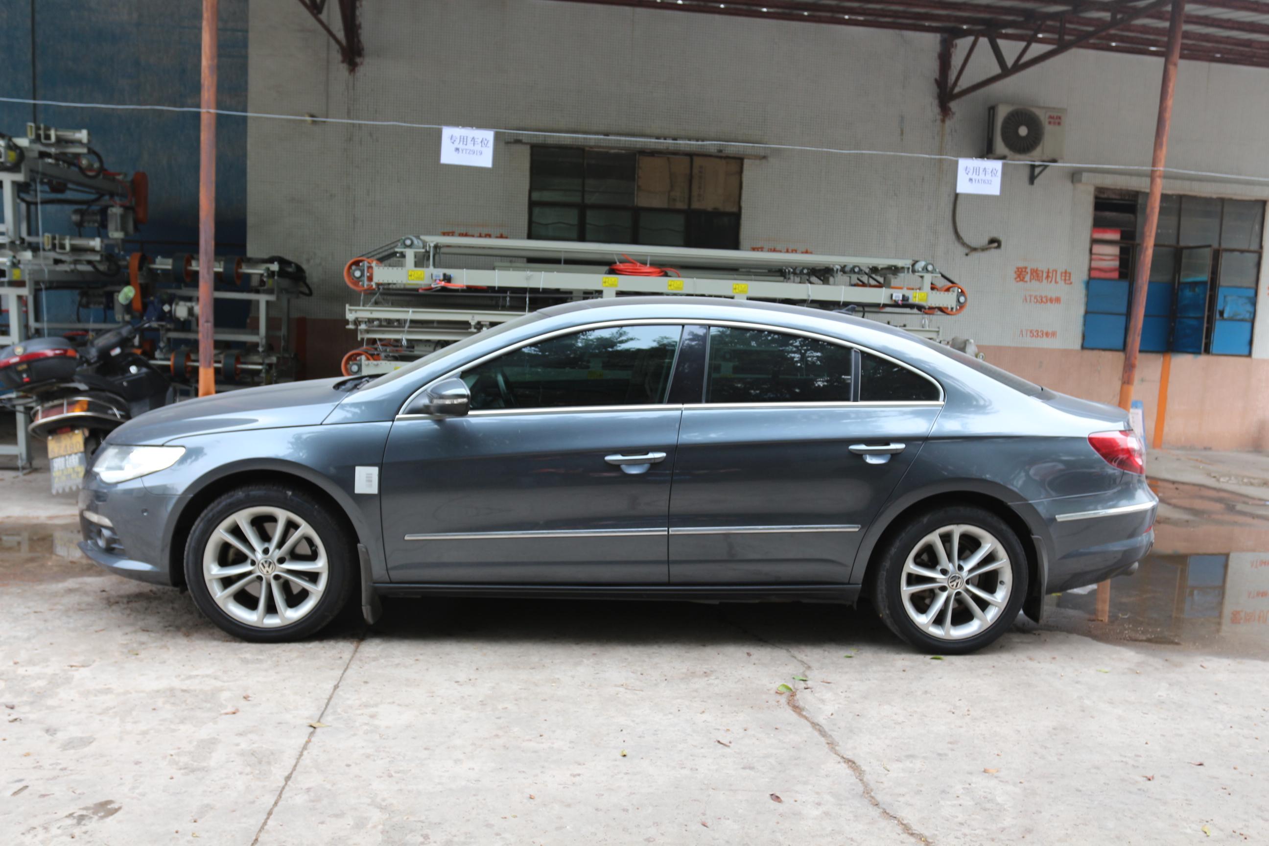 一汽大众-cc 2010款 2.0tsi 至尊型