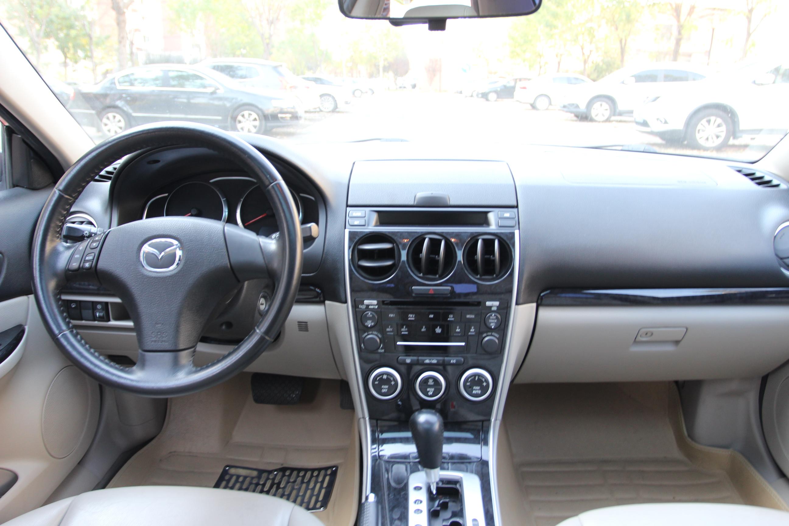 马自达-6 2007款 2.0l 自动超豪华型