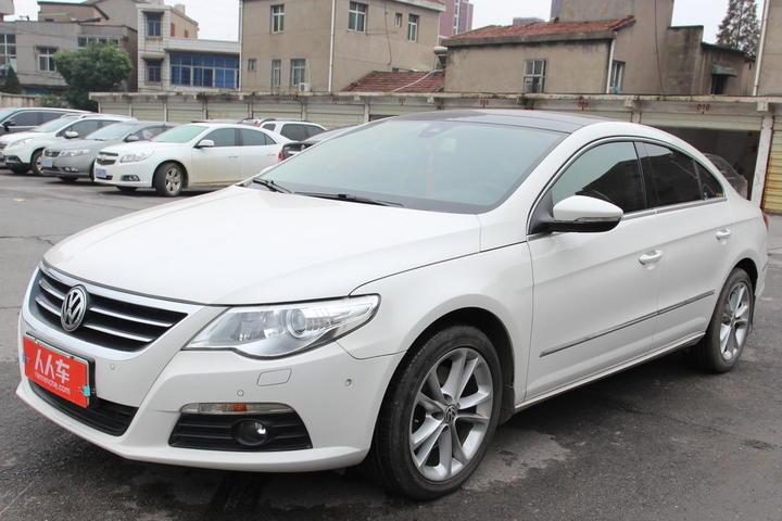 一汽大眾-cc 2012款 1.8tsi