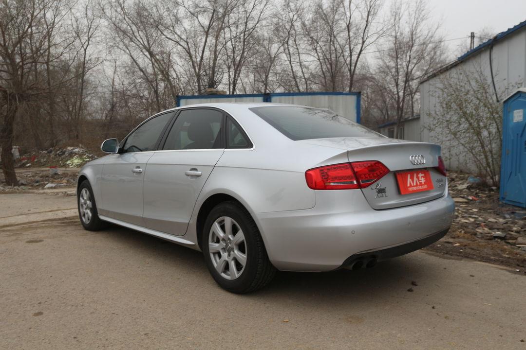 北京个人二手车 北京二手奥迪 北京二手奥迪a4l 奥迪-a4l 2010款 2.