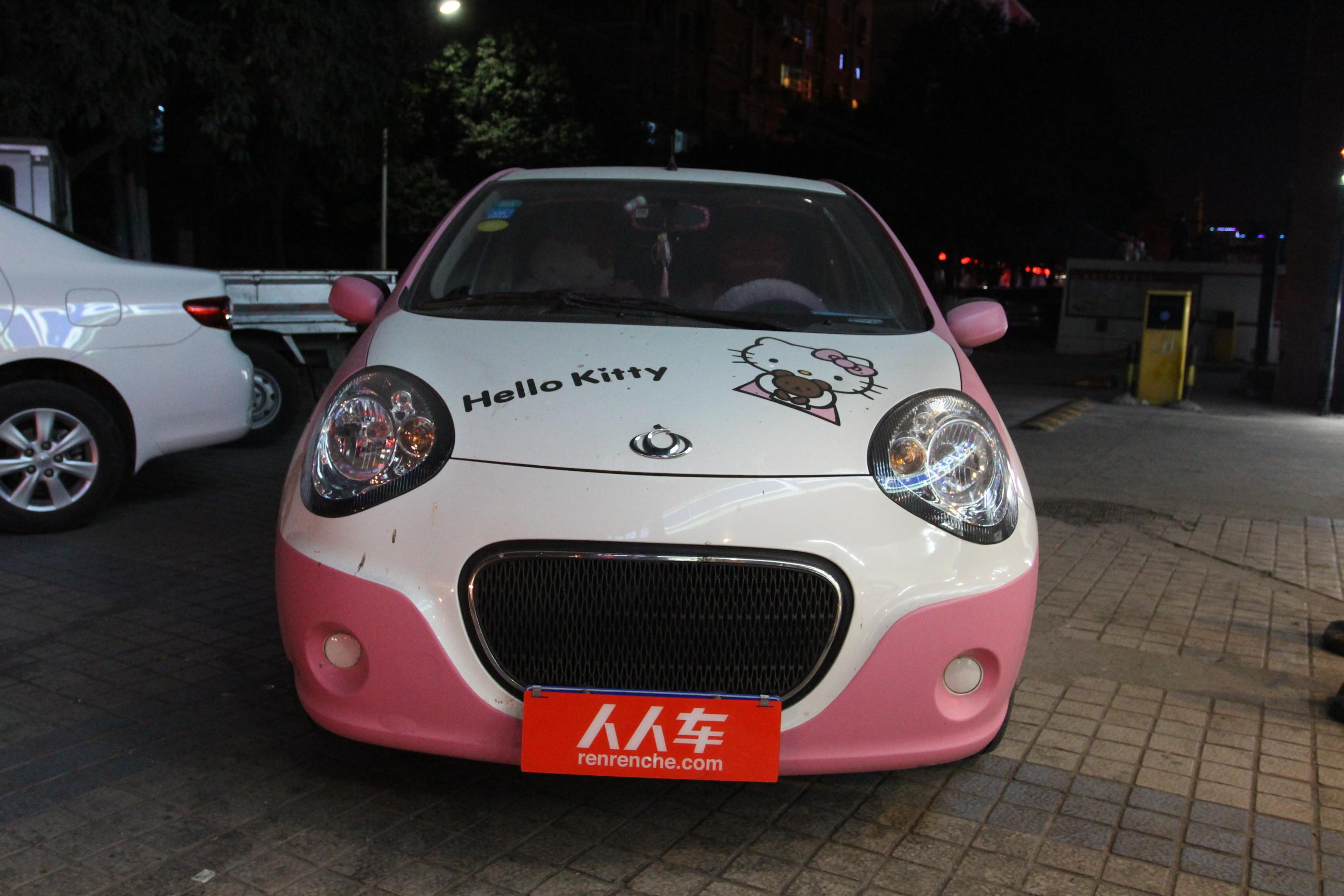 全国二手吉利汽车-熊猫