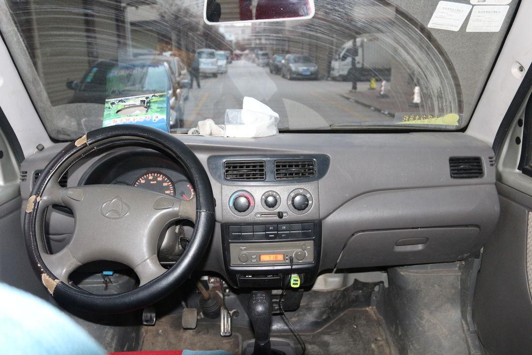 长安商用-长安之星2 2009款 1.0l-sc6399e 基本型