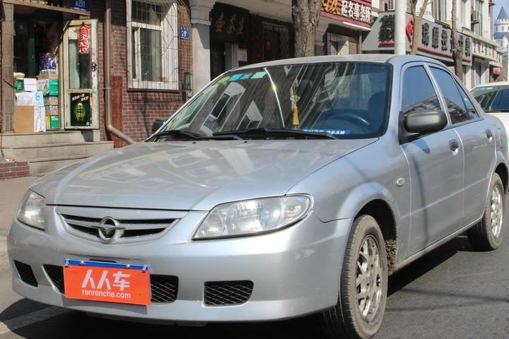 哈尔滨二手海马-海福星 2010款 1.6l 手动标准版