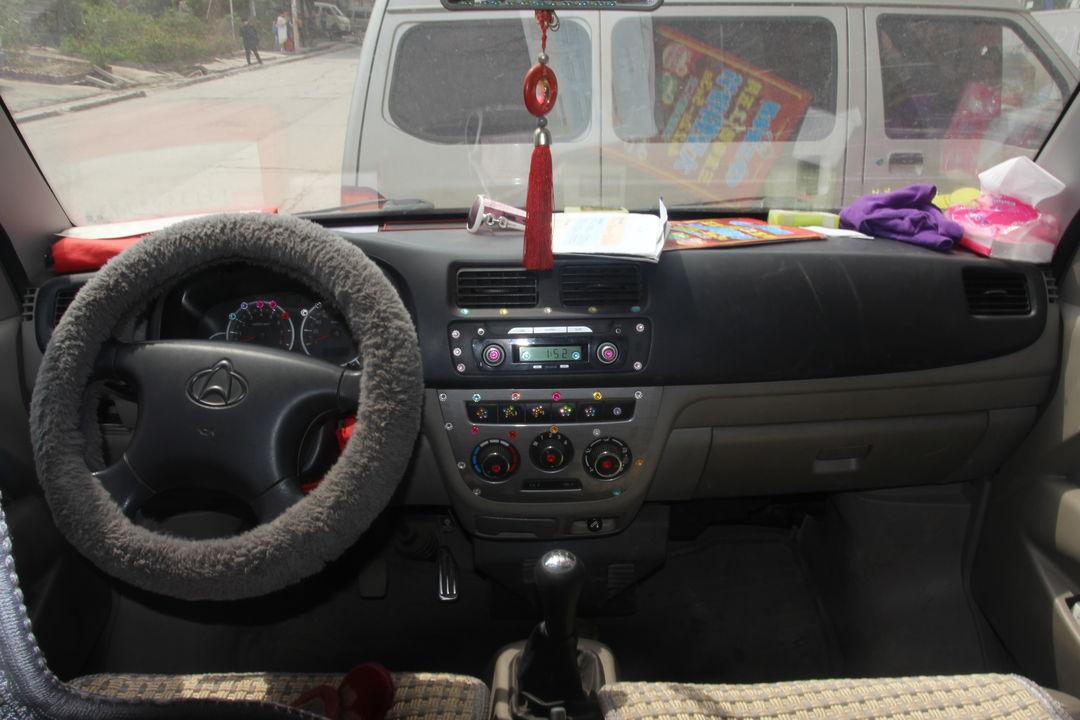 长安商用-金牛星 2011款 1.3l舒适型