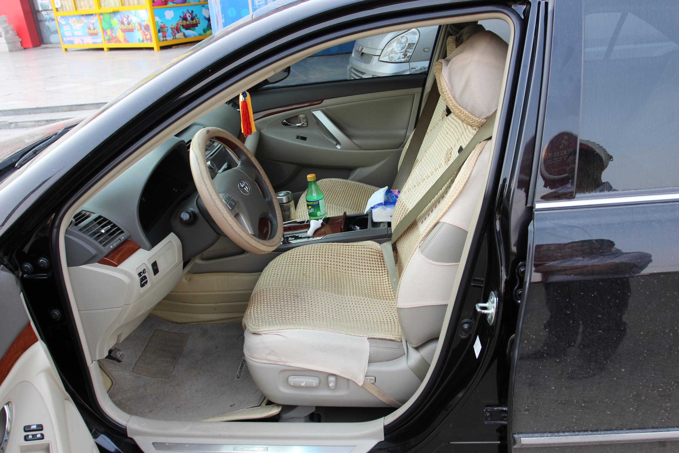 丰田-凯美瑞 2013款 200g 经典豪华版
