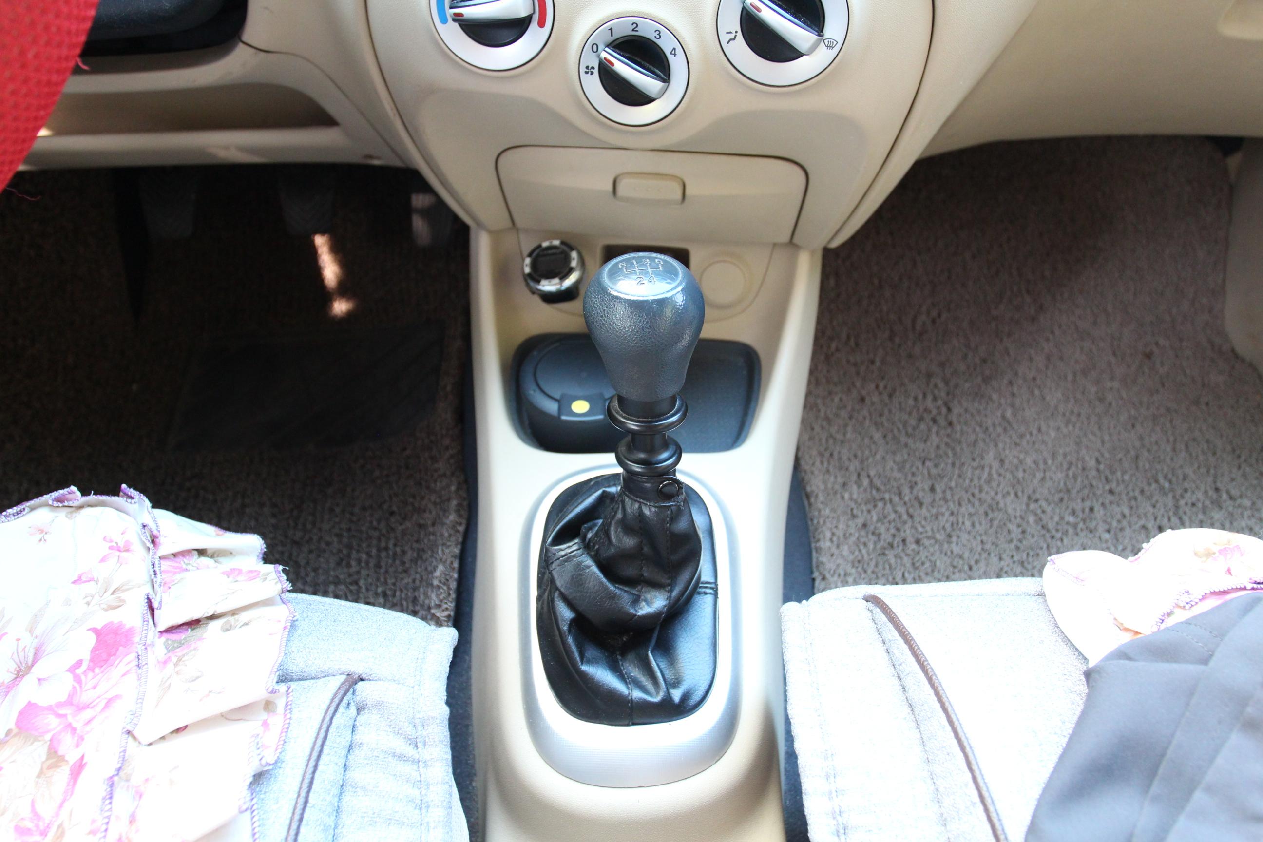 现代-雅绅特 2008款 1.4手动舒适型