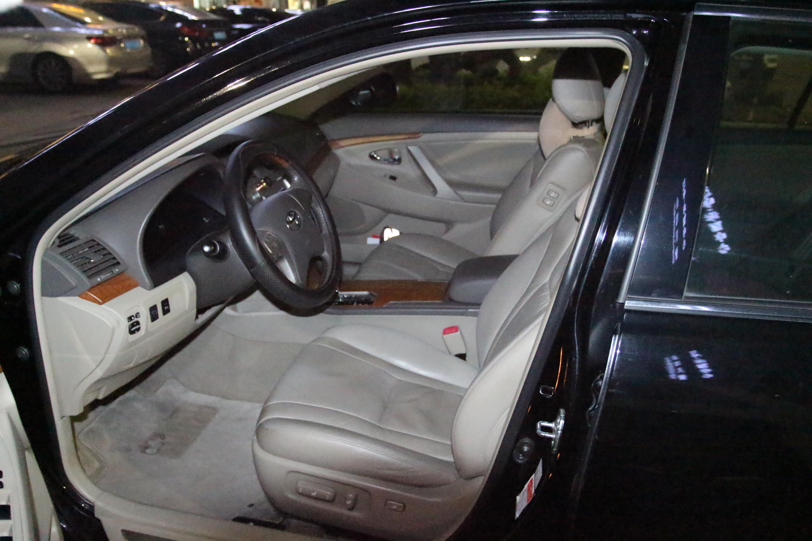 丰田-凯美瑞 2012款 200g 经典豪华版