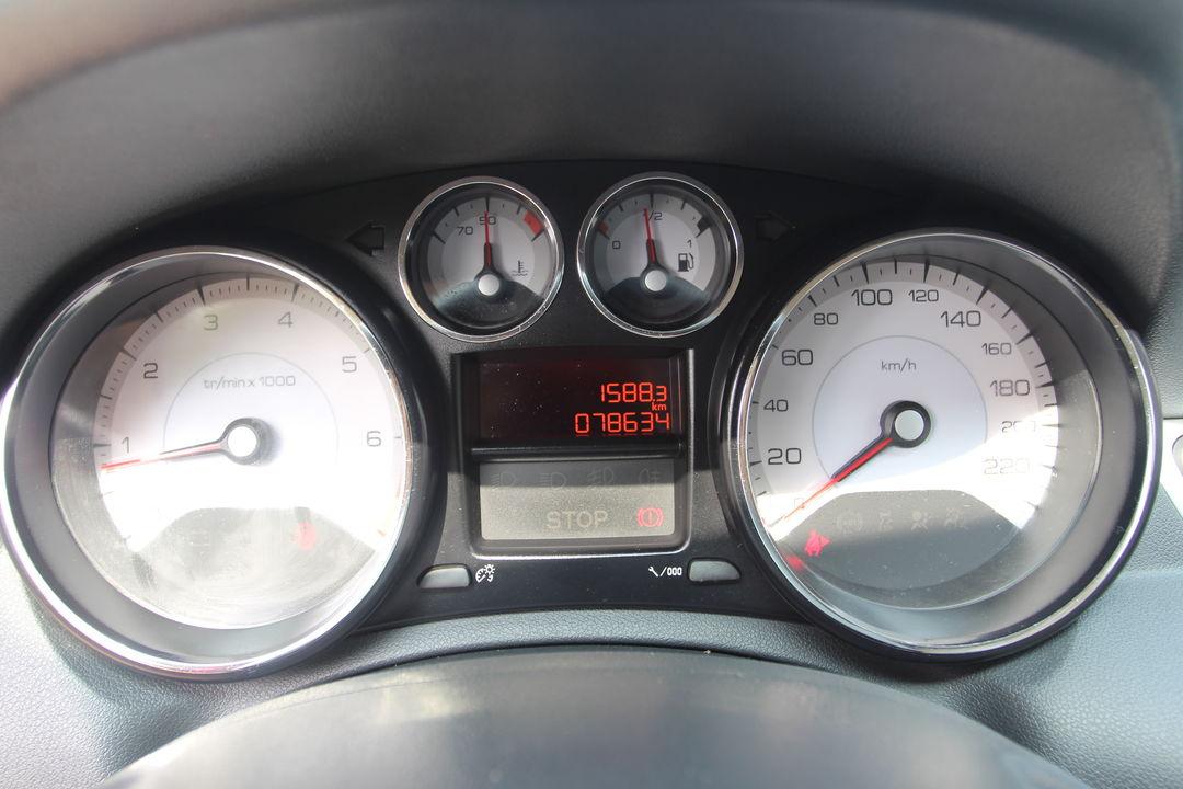 标致-308 2012款 1.6l 手动优尚型