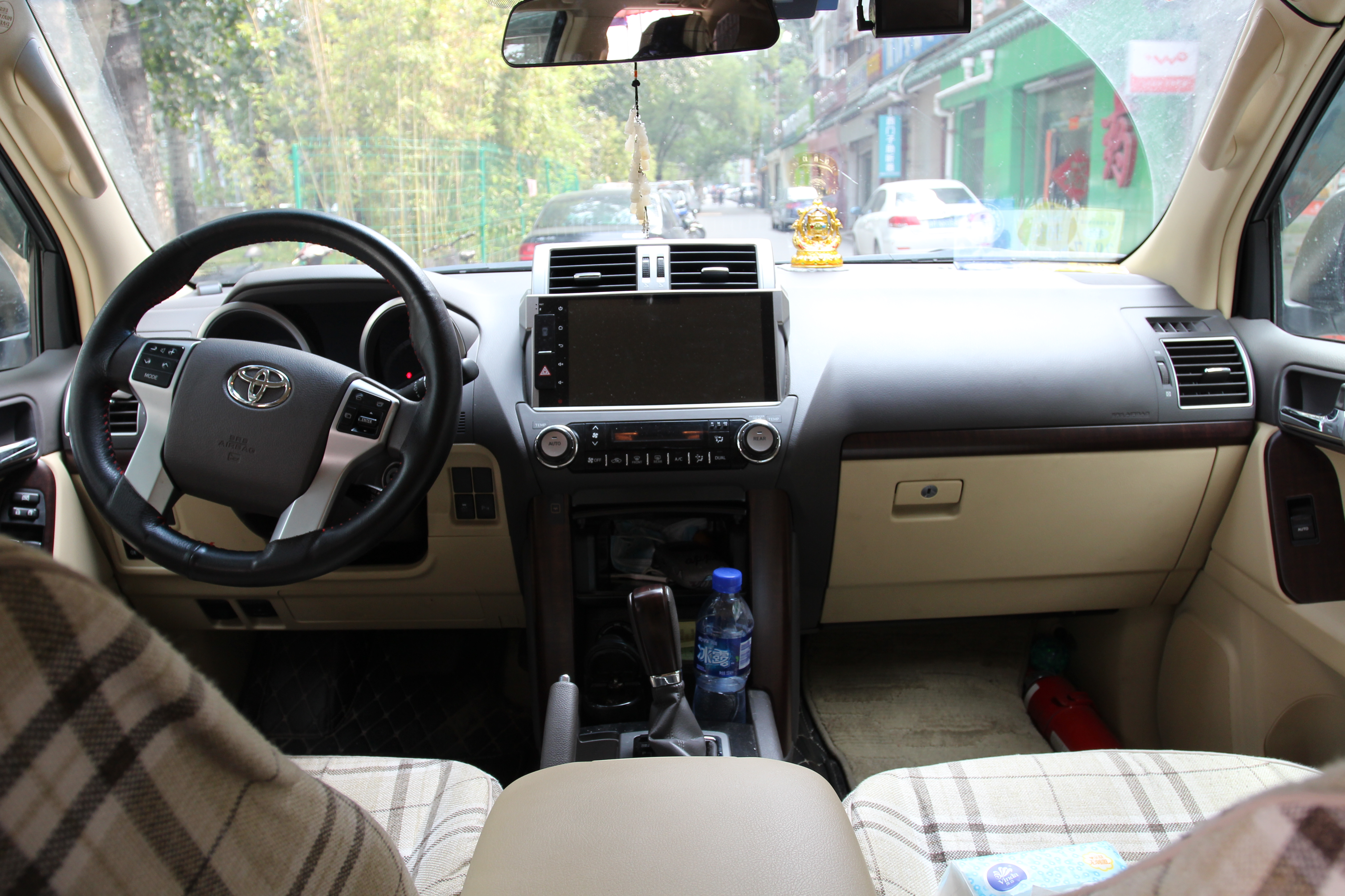 丰田-普拉多(进口) 2014款 2.7l 自动豪华版