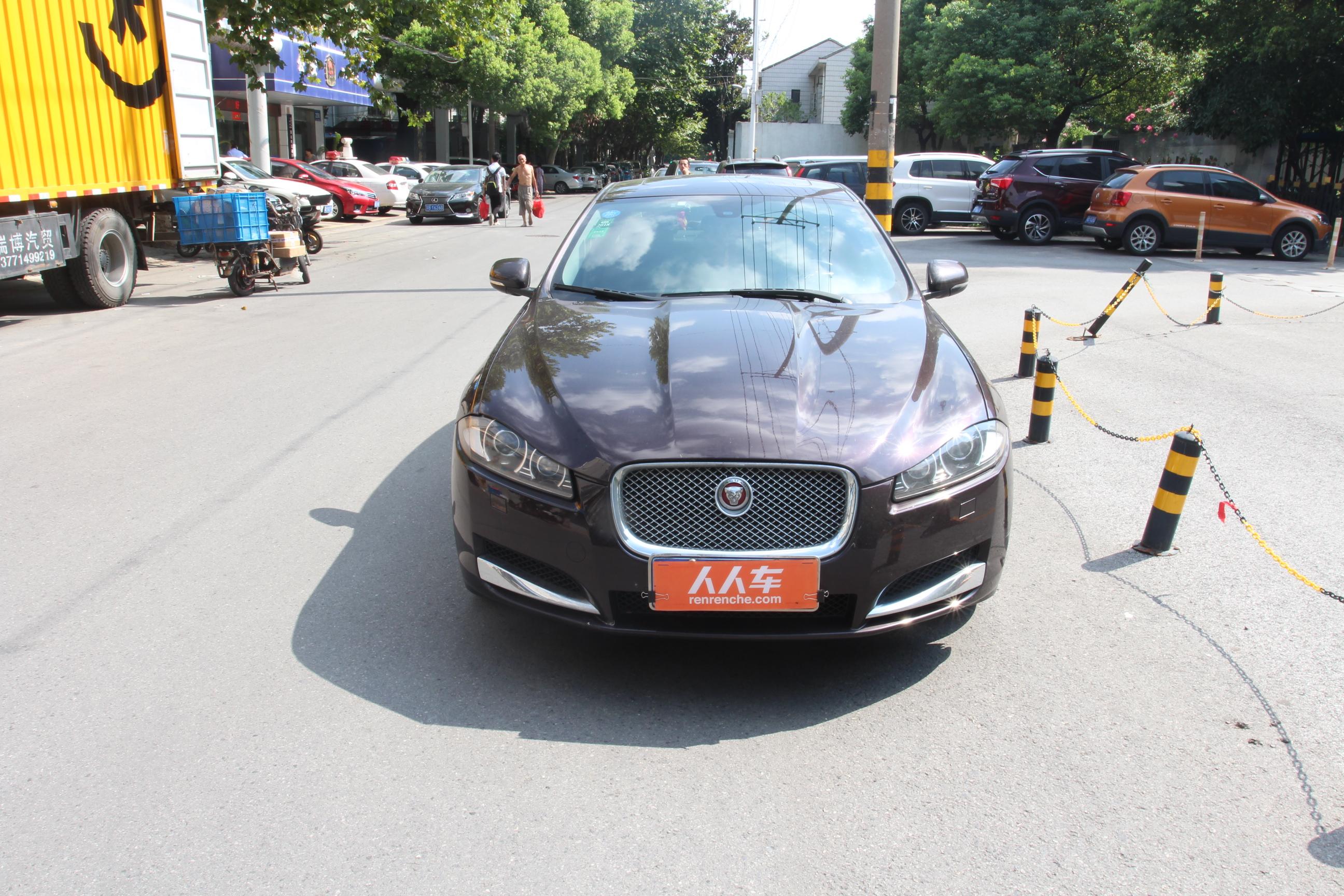 无锡个人二手车  捷豹 捷豹xf 捷豹-xf 2014款 xf 2.