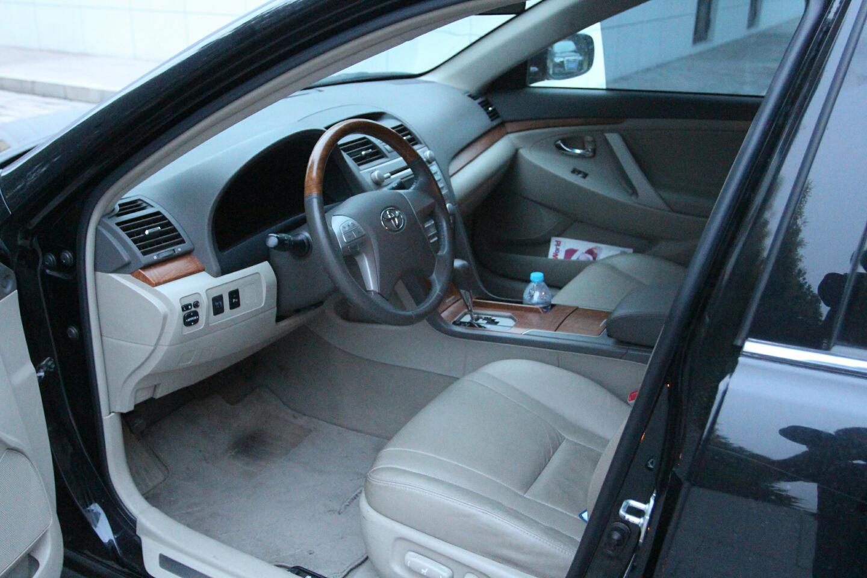 丰田-凯美瑞 2011款 240g 经典周年纪念版