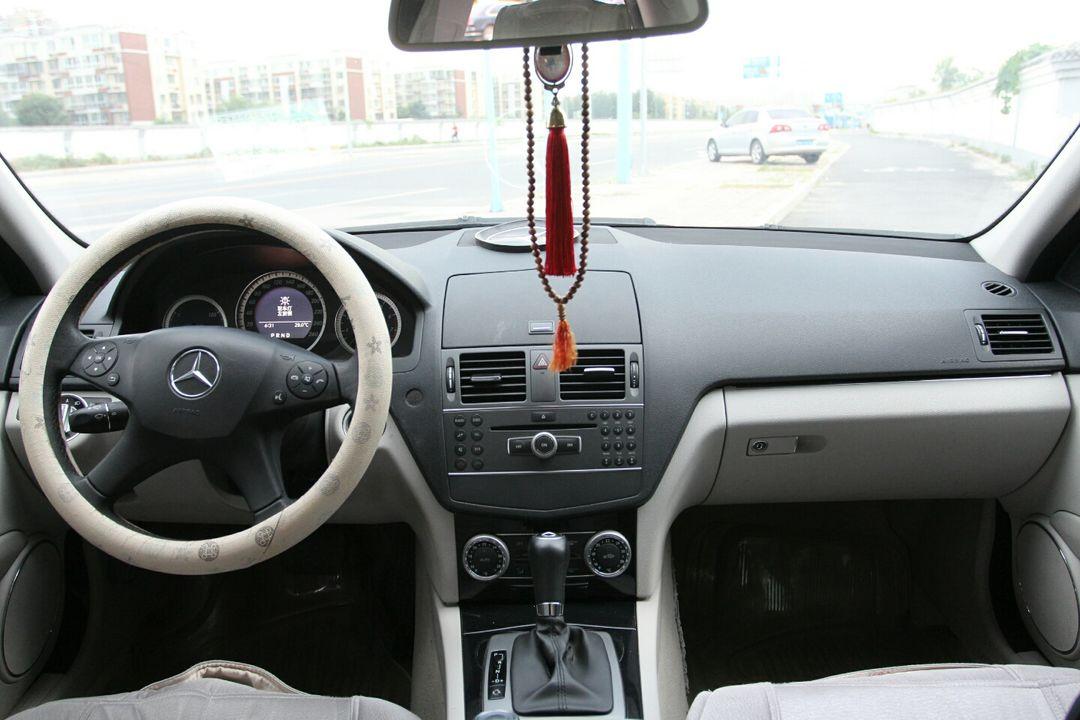 奔驰c200l功能键图解