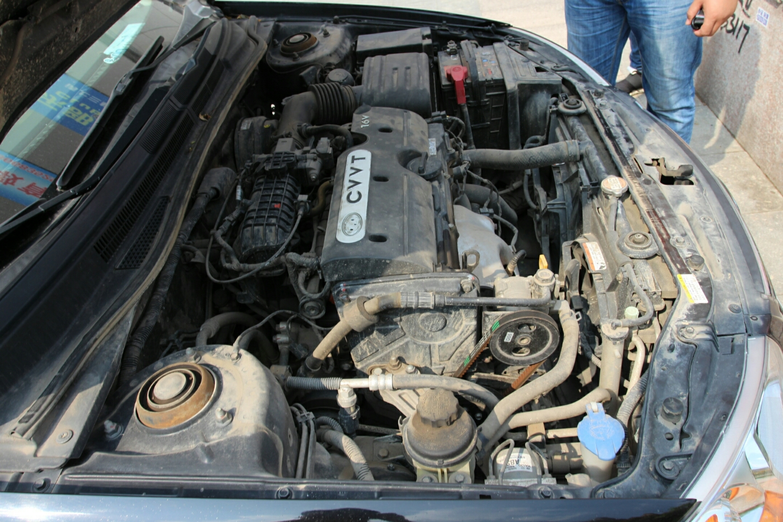 起亚汽车底盘结构图