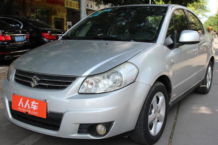 铃木-天语 sx4 2008款