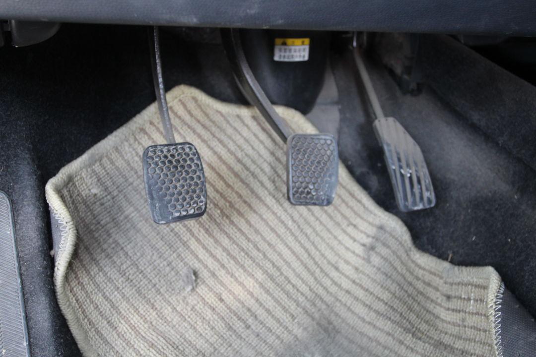整车车况良好,加装防盗器