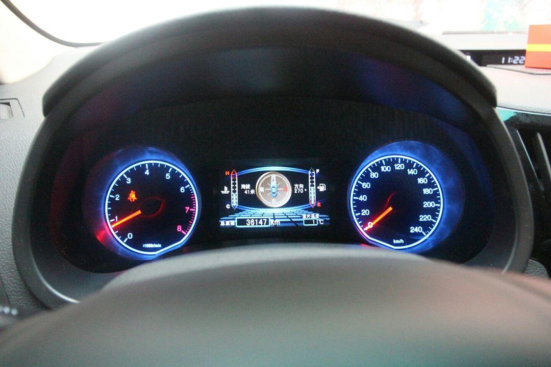 速锐车内按键图解