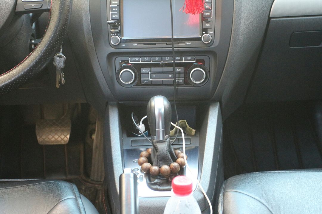 大众汽车电器电路图