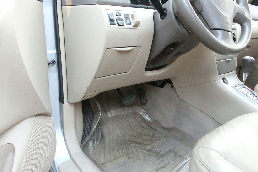 丰田-花冠 2011款 1.6l 自动豪华版
