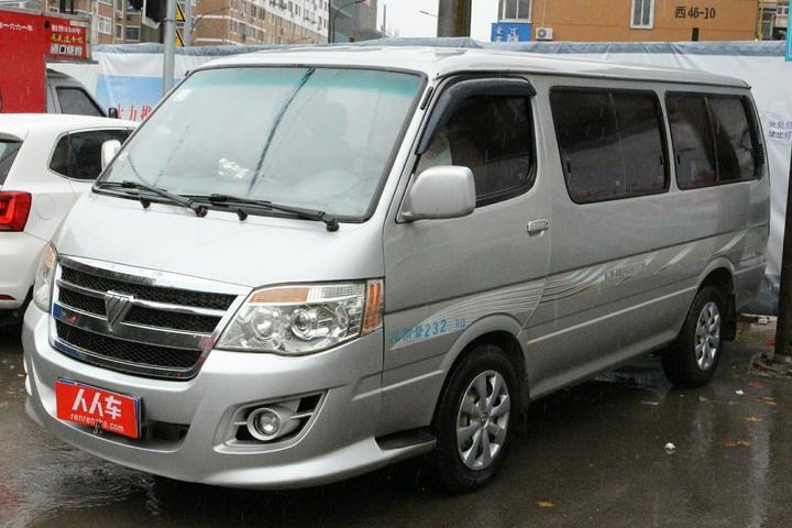 洛阳二手福田-福田风景 2010款 2.0l快运经典型短轴版低顶491eq4a