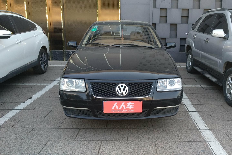 大众-桑塔纳志俊 2008款 1.8l 手动实尚型(改装天然气)
