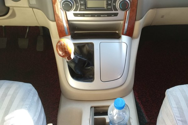 北京个人二手车  金杯 阁瑞斯 金杯-阁瑞斯 2010款 2.