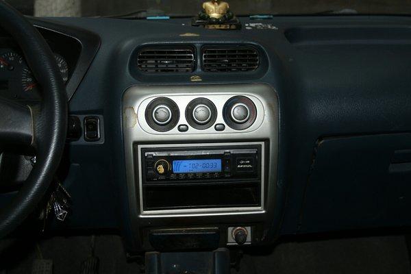 众泰e200仪表盘指示灯图解