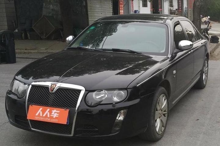 荣威-5502008款550s1.8l手动启逸版瑞虎7豪华图片