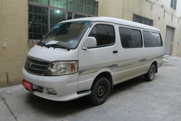 福田-风景 2011款 2.0l快运经典型长轴版491eq4a