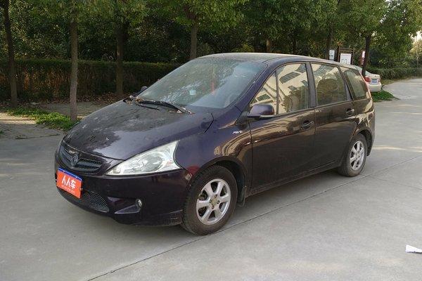 东风-景逸 2011款 1.5l 手动豪华型