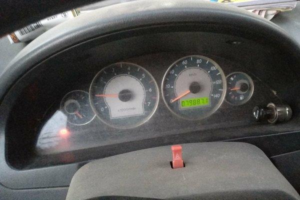 一汽汽车仪表盘指示灯图解