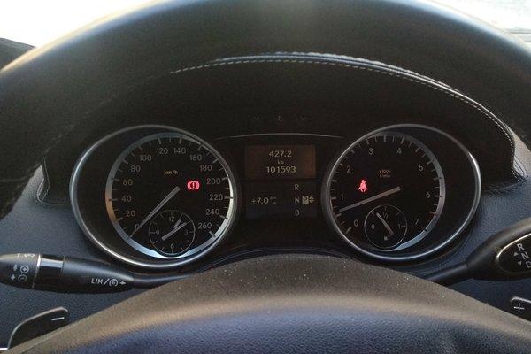 北京二手奔驰m级 2010款 ml 350 4matic豪华型特别版