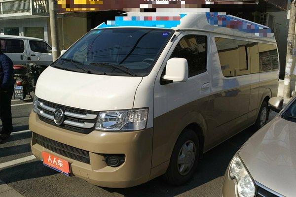 北京二手车出售  福田 风景g7 福田-风景g7 2015款 2.