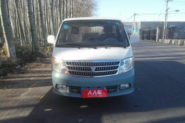 福田-风景 2011款 2.0l快运标准型短轴版低顶486eqv4