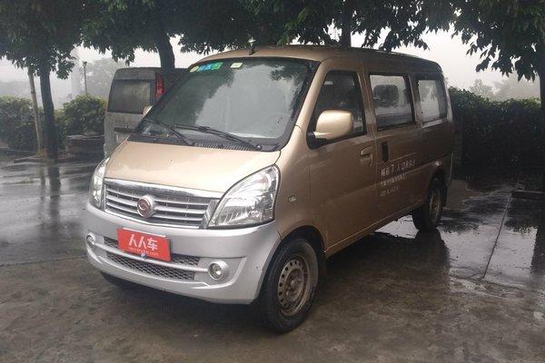 陕汽通家-福家 2011款 1.3l-6400a标准型