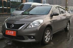 新鄉二手日產-陽光 2011款 1.5XV 手動尊貴版