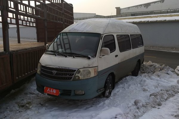 福田-风景 2012款 2.0l快运标准型短轴版491eq4a(改装天然气)