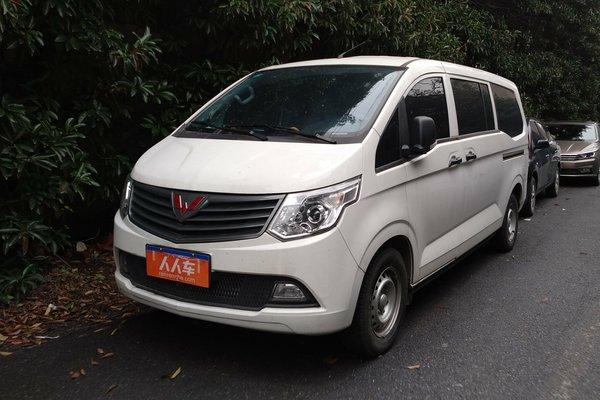 五菱汽车-五菱征程 2015款 1.5l舒适型l3c图片