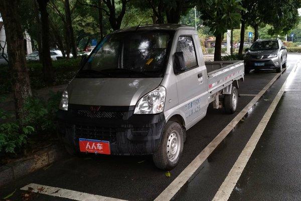 五菱汽车-五菱荣光小卡 2012款 1.2l 单排