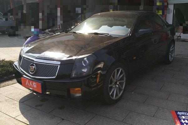 凯迪拉克-cts 2006款 2.8 豪华型