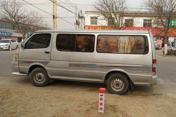 濟寧二手福田風景 2012款 2.0l快運標準型短軸版491eq4a