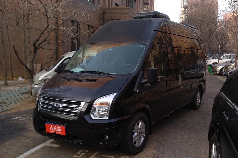 福特-新世代全顺 2013款 2.4t 改装房车